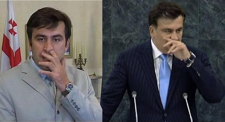 Саакашвили и его жена про секс