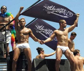 Первые гомосексуалисты появились