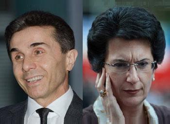 Image result for Иванишвили и Бурджанадзе фото